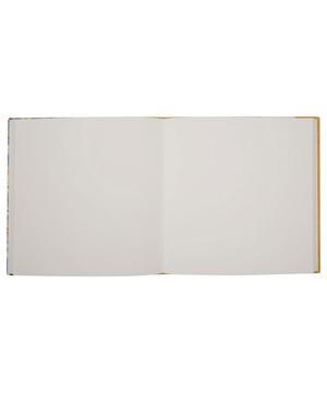 Buds Silk Screen Guest Book