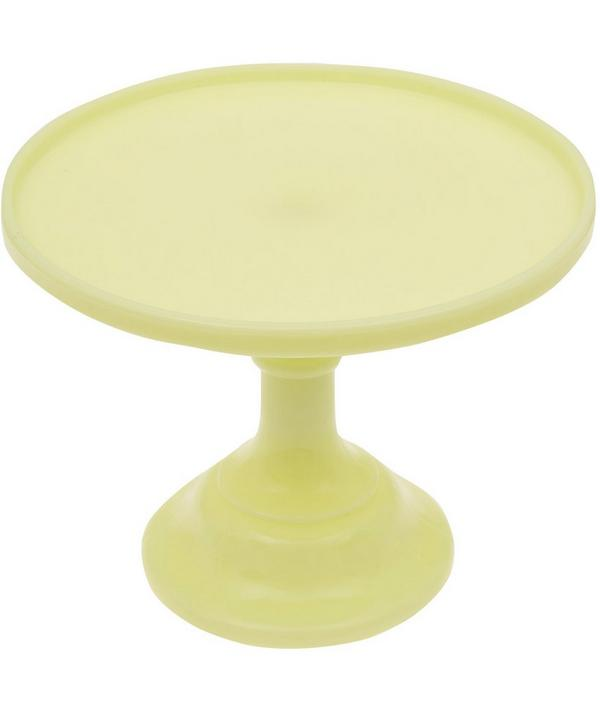9 Inch Footed Cake Stand