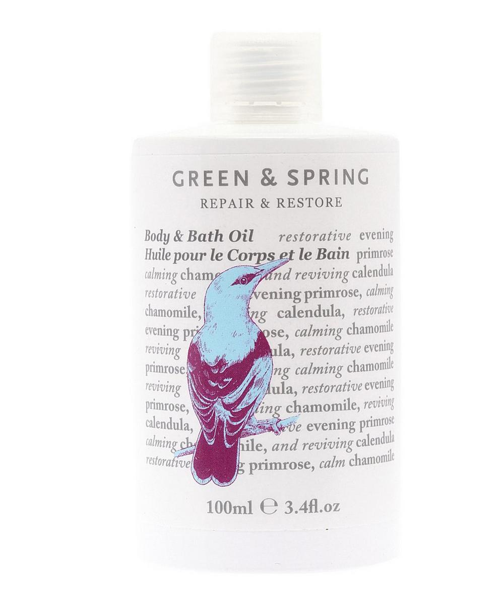 Repair and Restore Body and Bath Oil 100ml