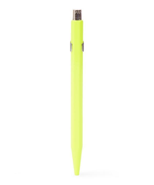 Neon Ballpoint Pen