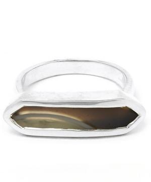 Agate Baja Ring