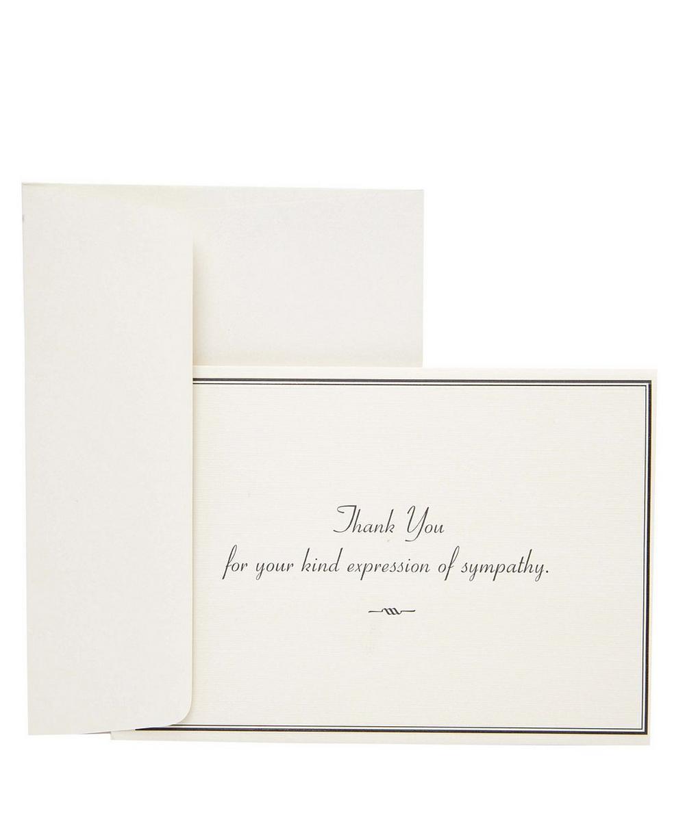 Sympathy Card Set