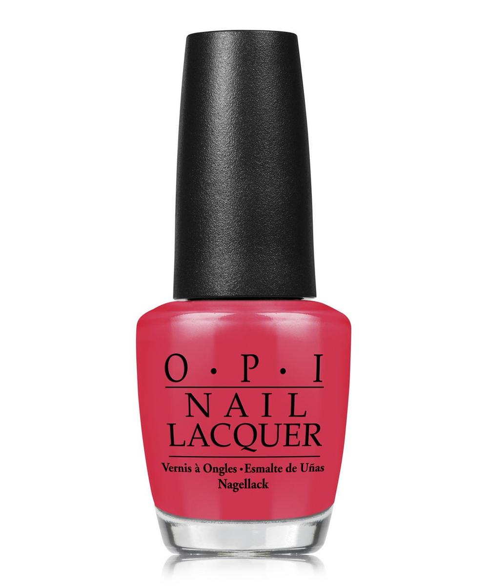 Nail Polish in Red My Fortune Cookie 15ml