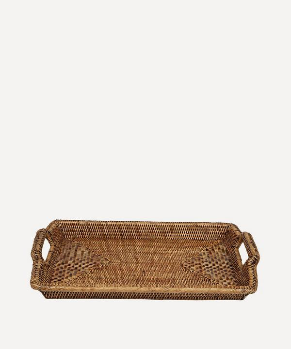Medium Andaman Rattan Tray