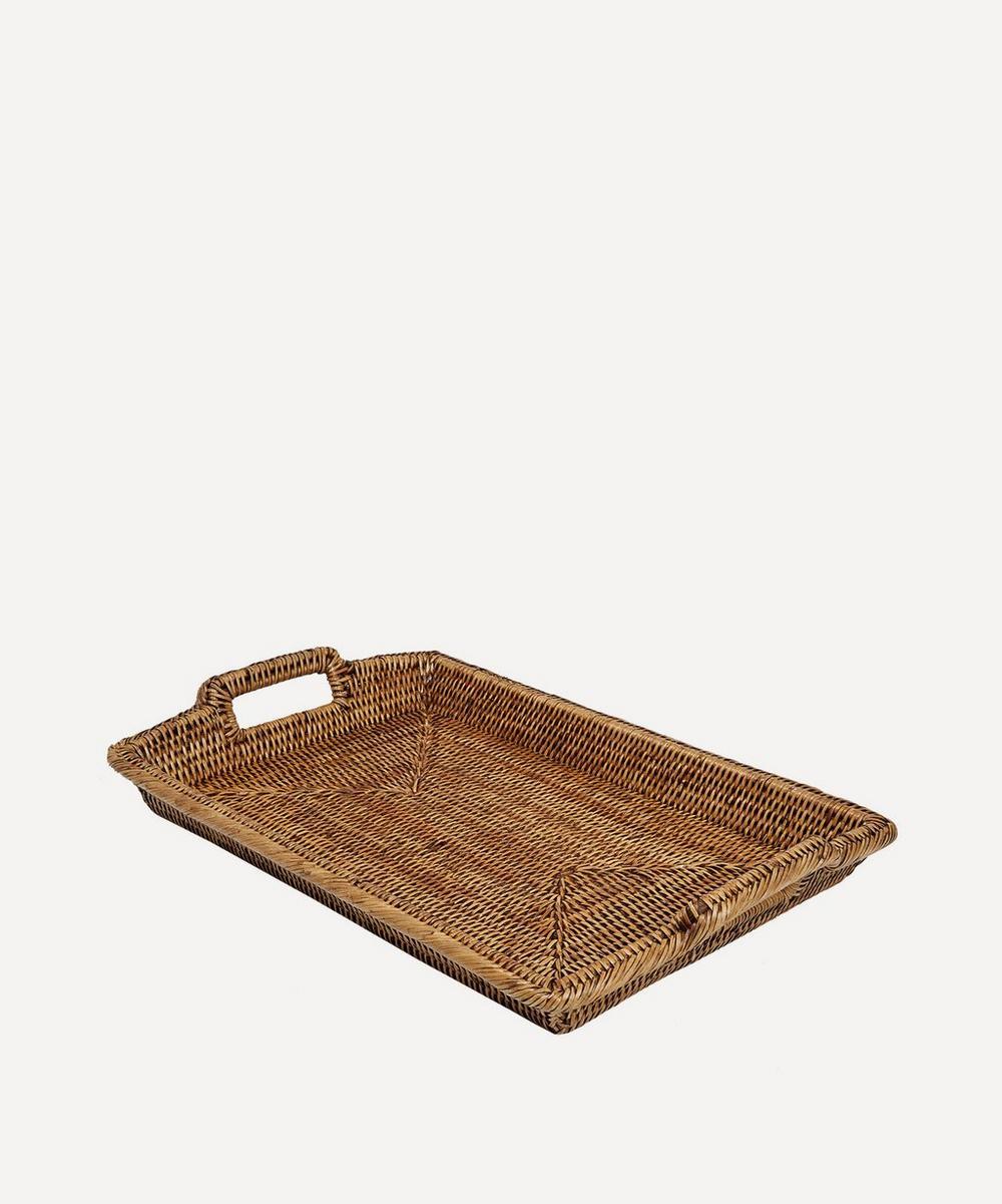 Medium Andaman Rattan Tray
