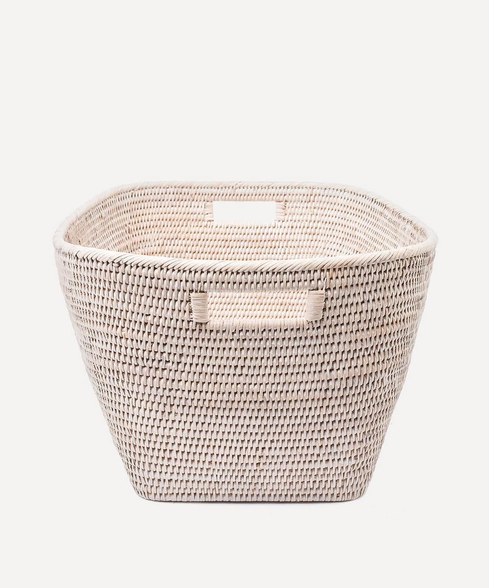 Medium Sablon Rattan Basket