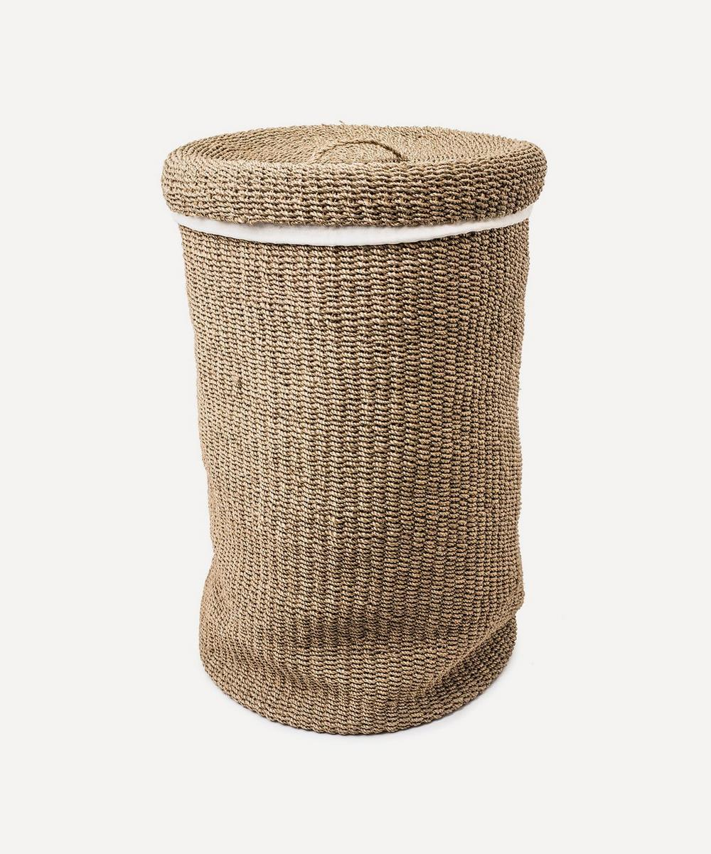 Dorset Lidded Laundry Basket