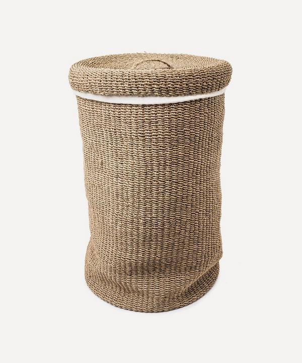 Dorset Lidded Laundry Basket