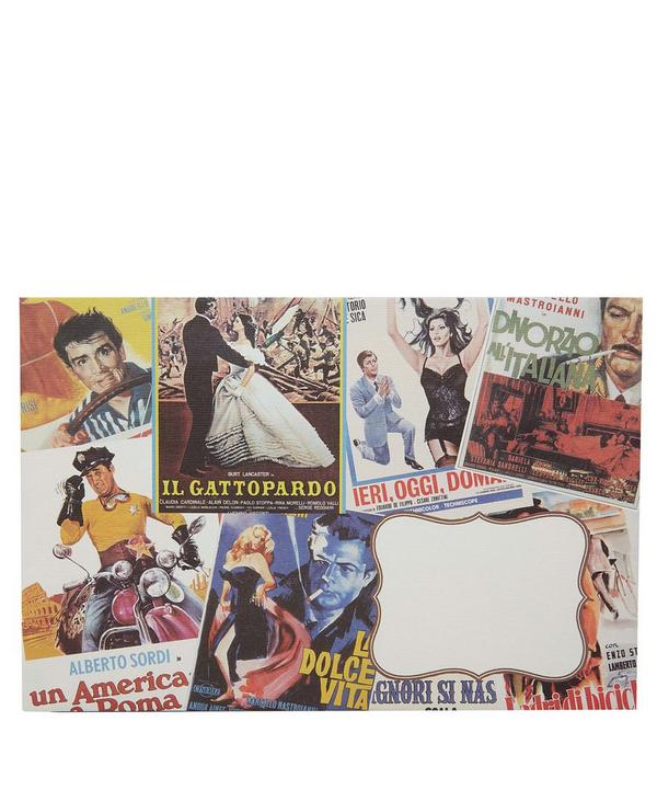 Cinema Print Postcard and Envelope Set