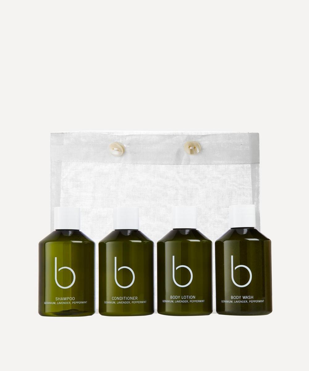 Green Weekender Gift Set