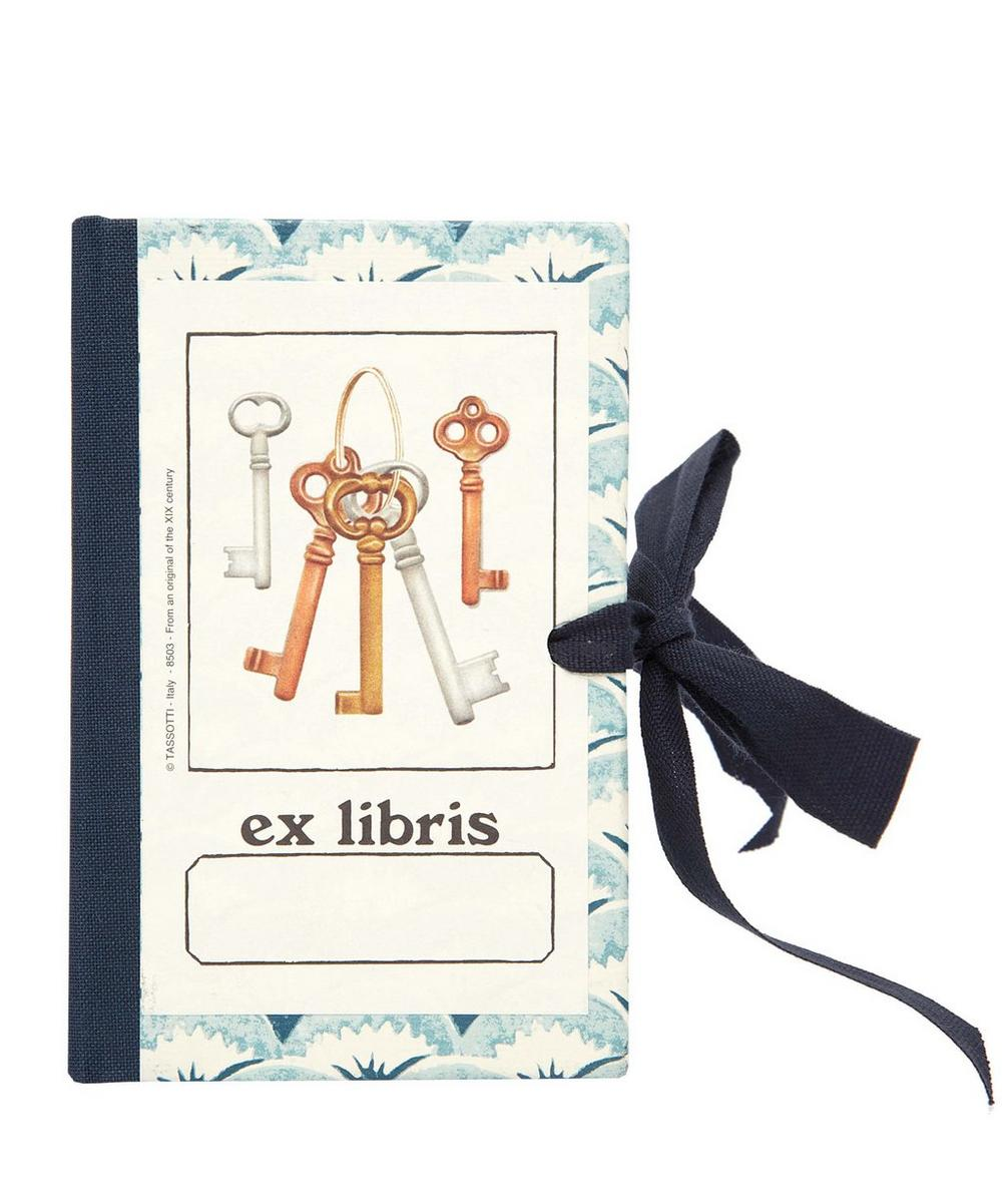 Key Ex Libris Bookplate Gift Box