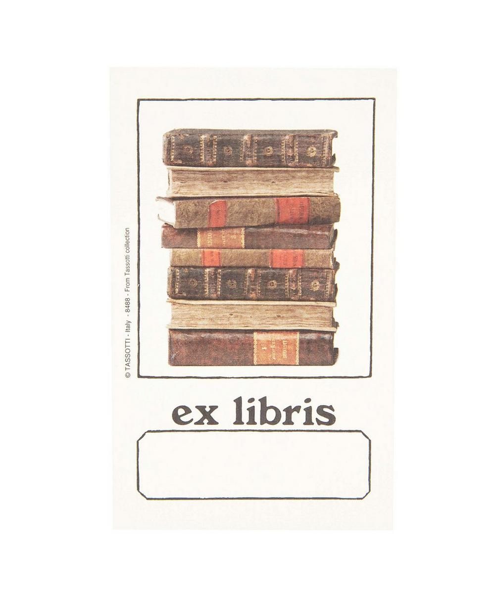 Books Ex Libris Bookplate Gift Box