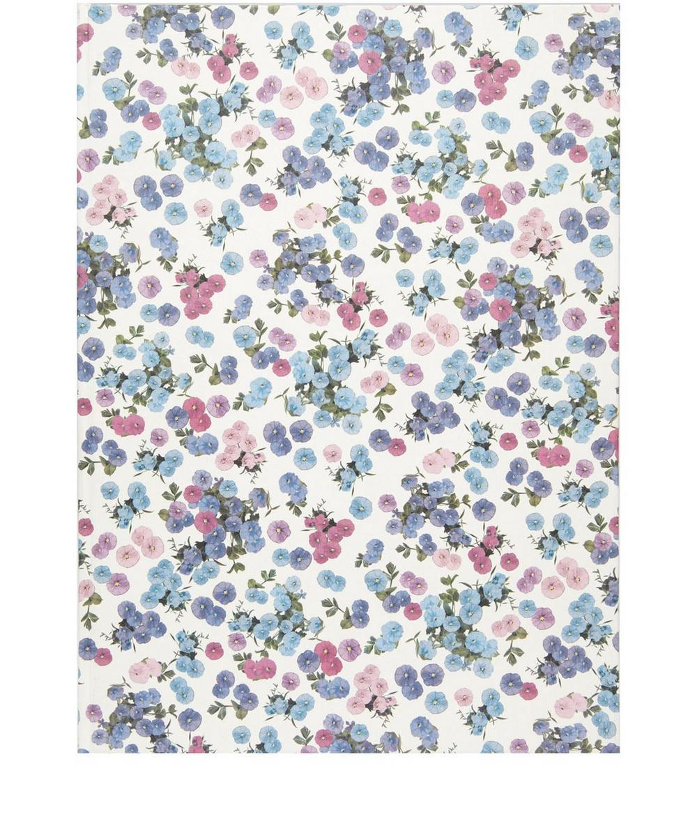 Floral A4 Hardcover Notebook