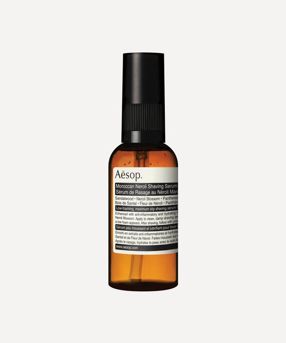 Moroccan Neroli Shaving Serum 60ml