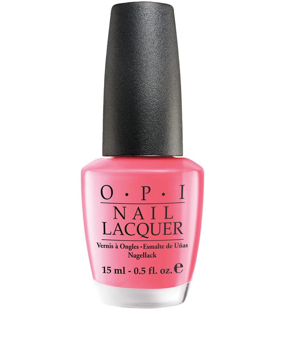 Nail Polish in Elephantastic Pink 15ml