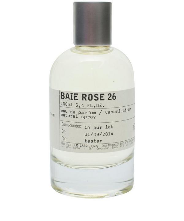 Baie Rose 26 Eau de Parfum 100ml