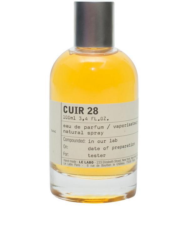 Cuir 28 Eau de Parfum 100ml