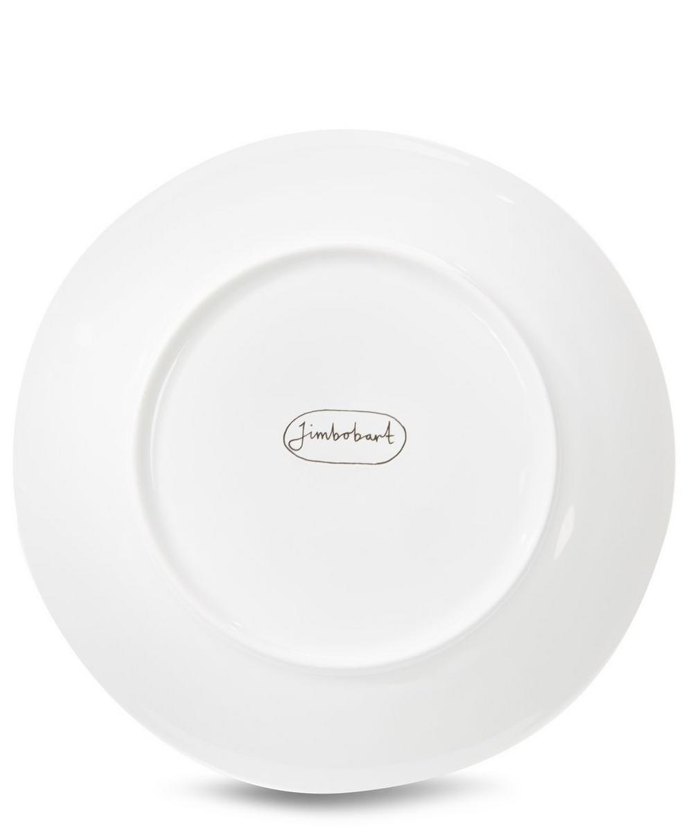 DJ Badger Side Plate