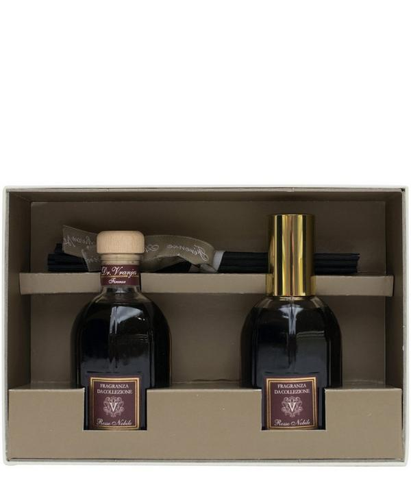 Rosso Nobile Home Fragrance Box Set