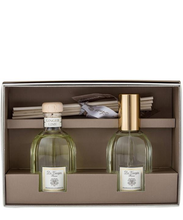 Ginger and Lime Home Fragrance Box Set