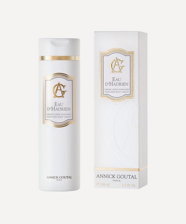 Eau d'Hadrien Perfumed Body Cream 200ml