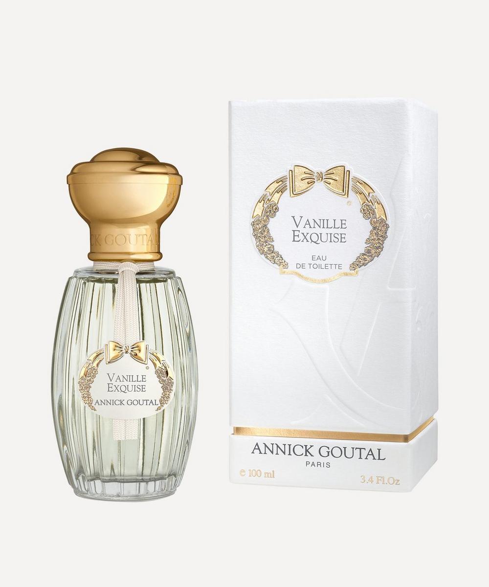 Vanille Exquise Eau de Toilette 100ml