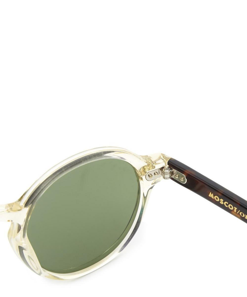 Glick Tortoiseshell Acetate Sunglasses