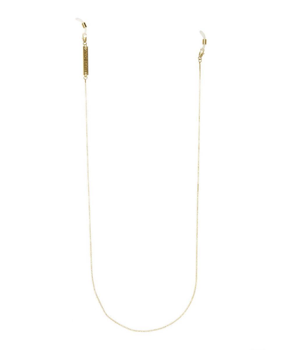 Gold-Plated Skinny Mini Chain