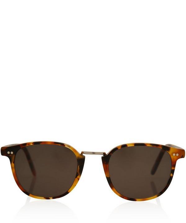 1007 Tortoiseshell Acetate and Metal Sunglasses