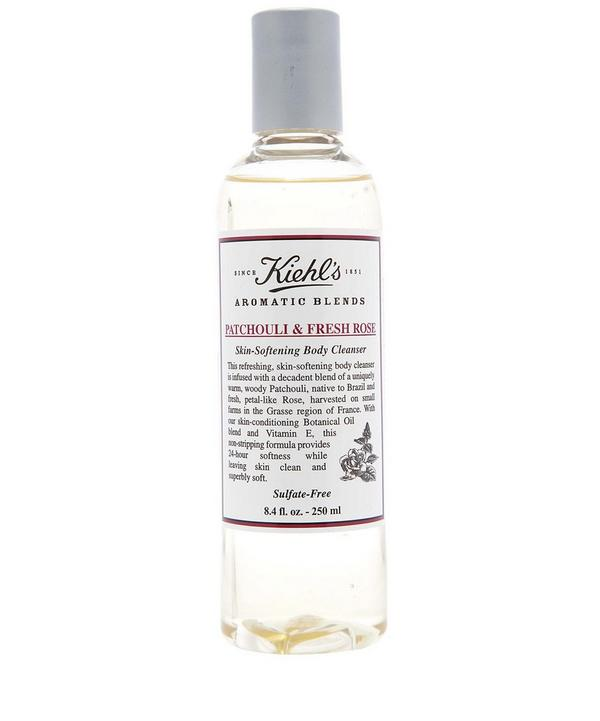 Patchouli and Fresh Rose Liquid Body Cleanser 250ml