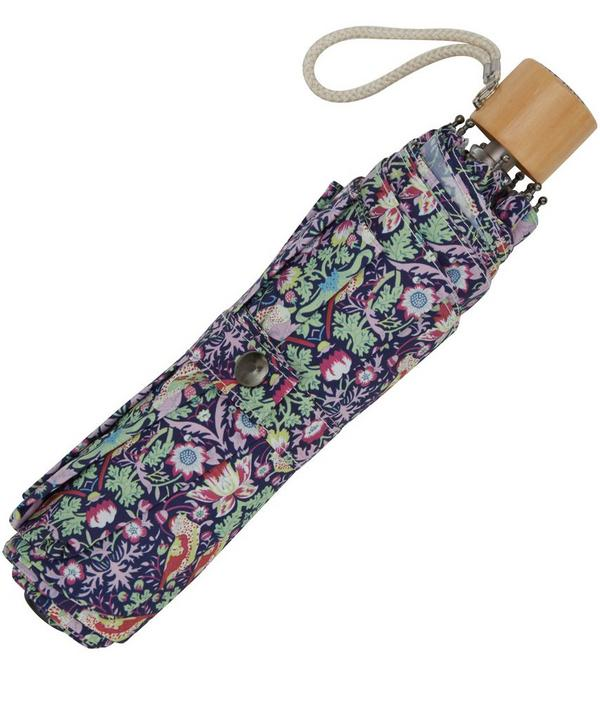 Strawberry Thief Liberty Print Compact Umbrella