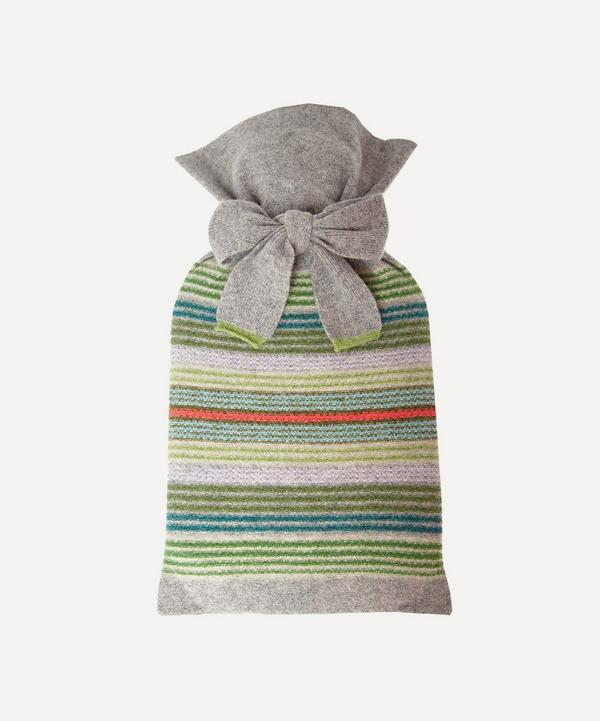 Stripe Hot Water Bottle