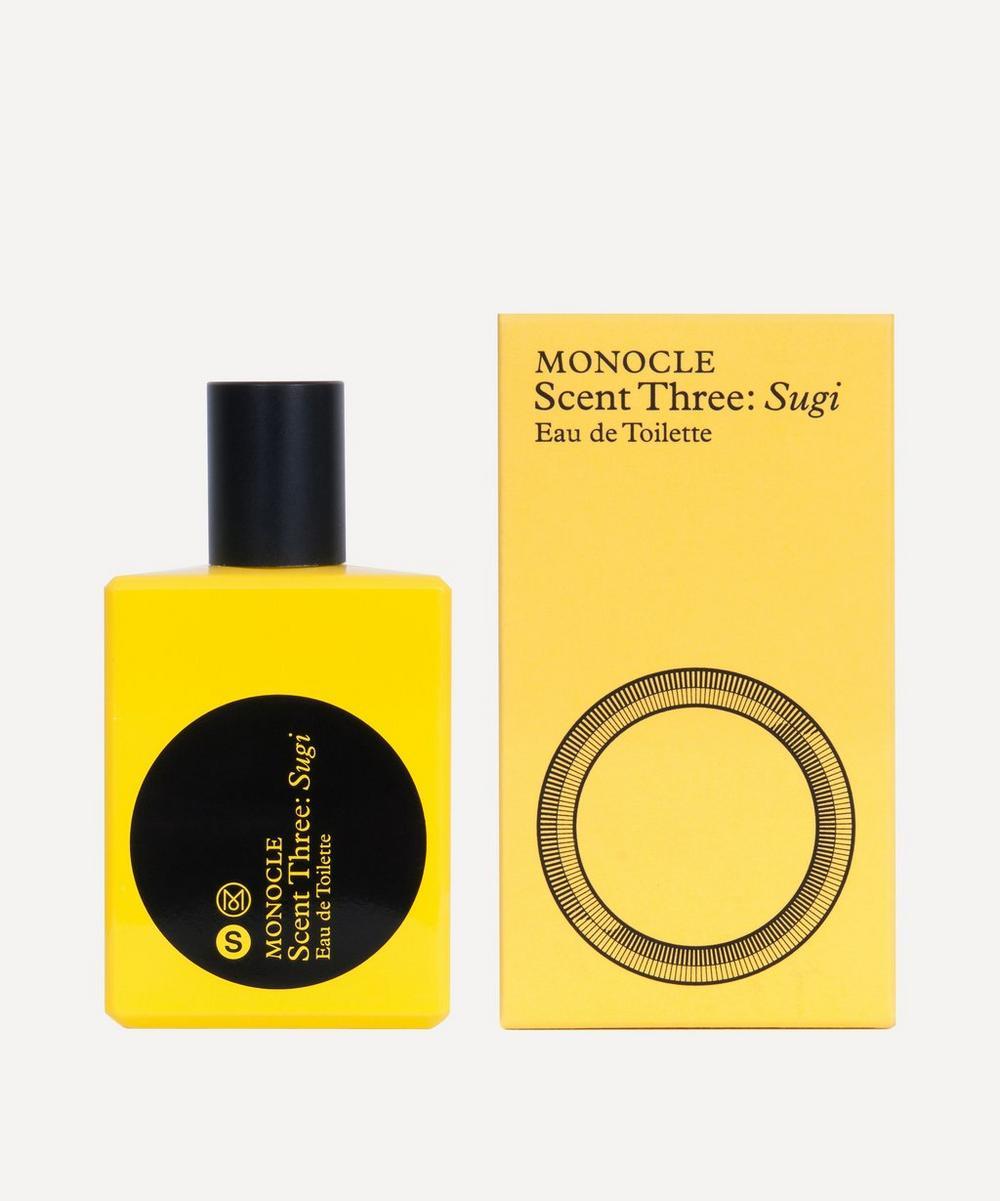 Monocle Scent One: Sugi Eau De Toilette 50ml