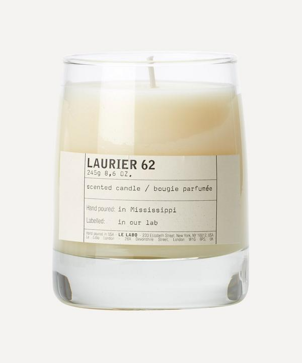 Laurier 62 Classic Candle