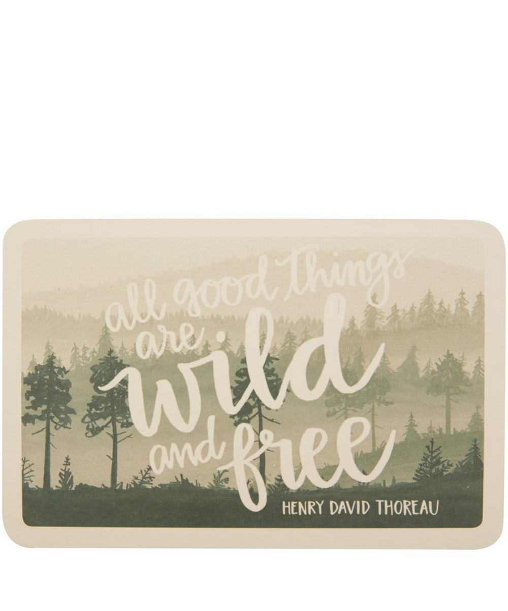 Scenic Postcard Set