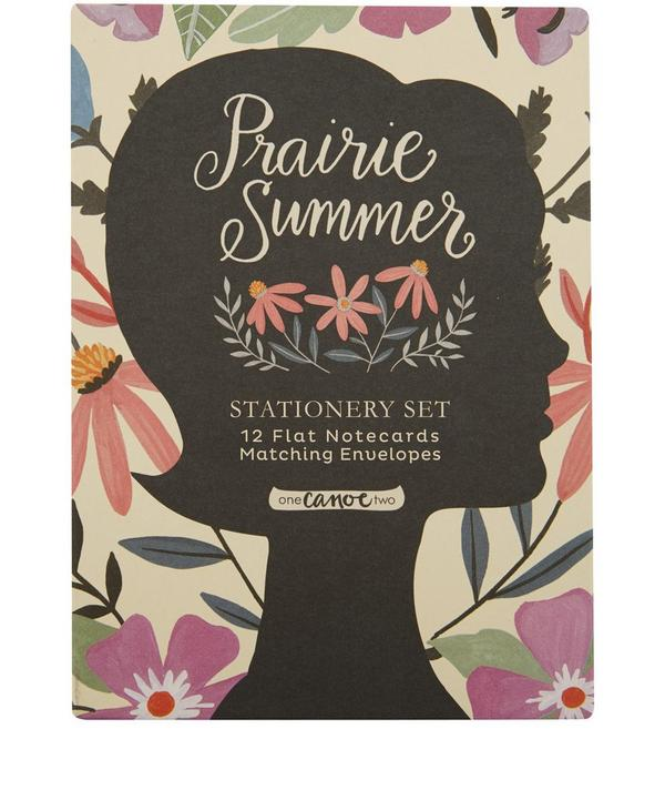Prairie Summer Note Card Set