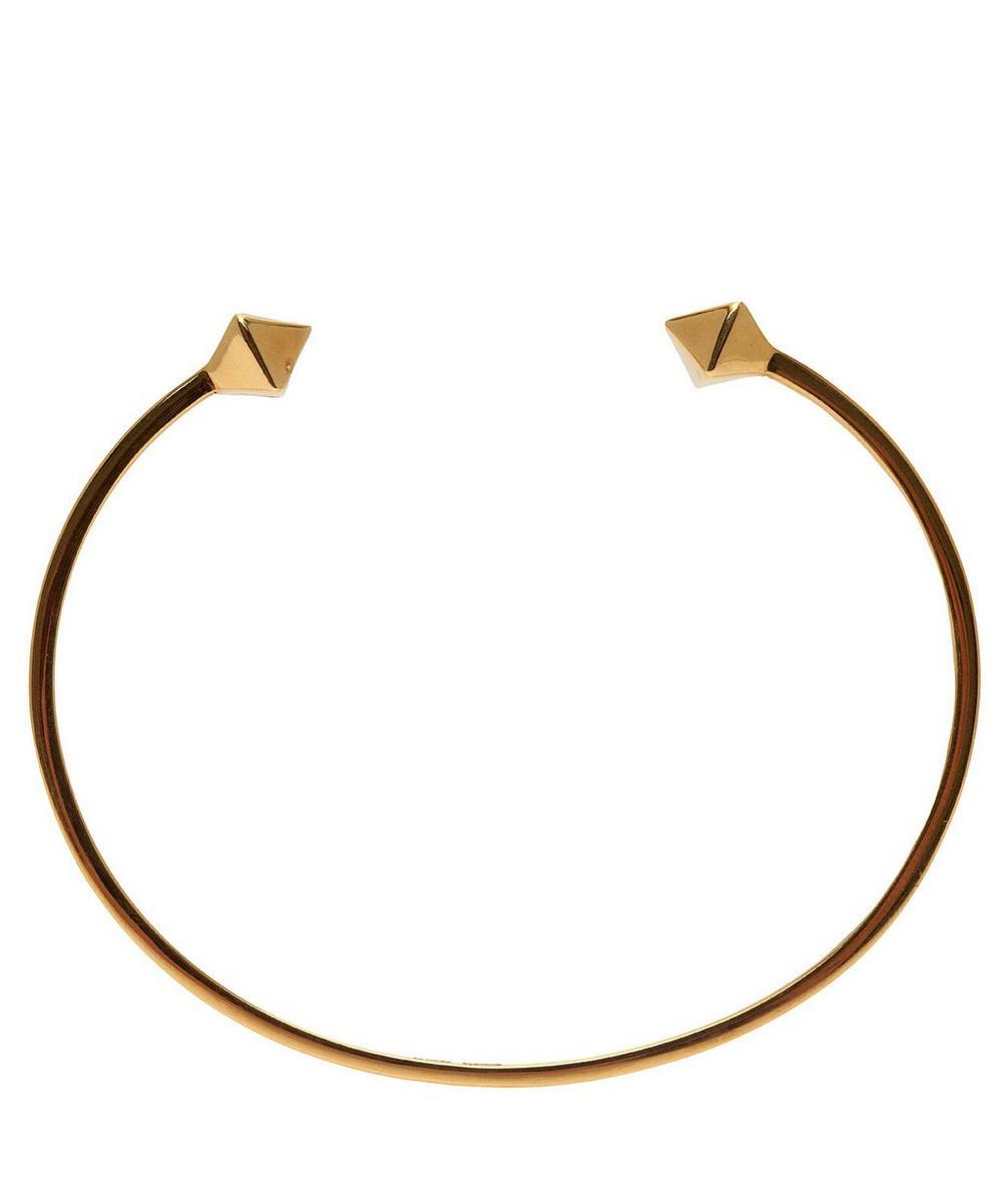 Gold Vermeil Almaz Cuff Bracelet