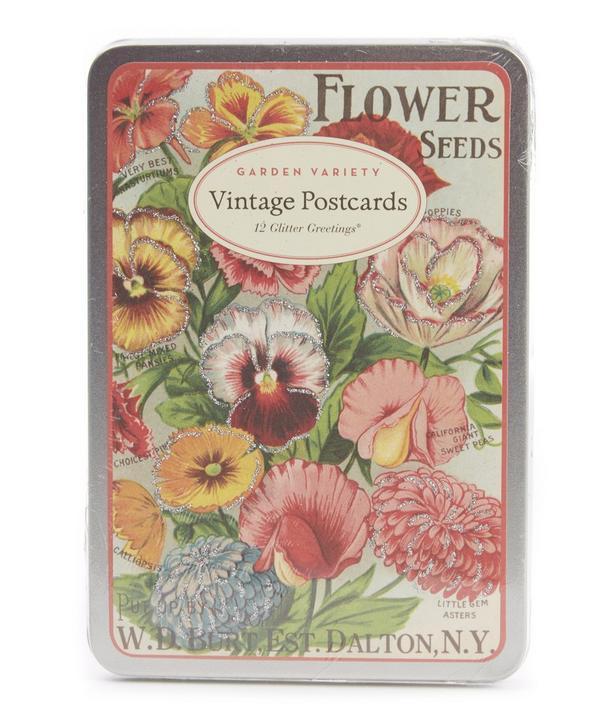 Garden Variety Postcard Set
