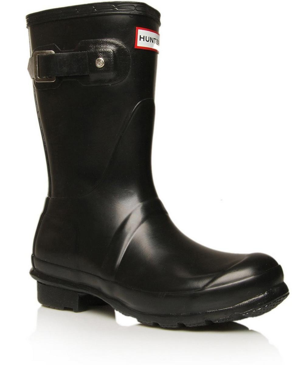 Original Gloss Short Wellington Boots