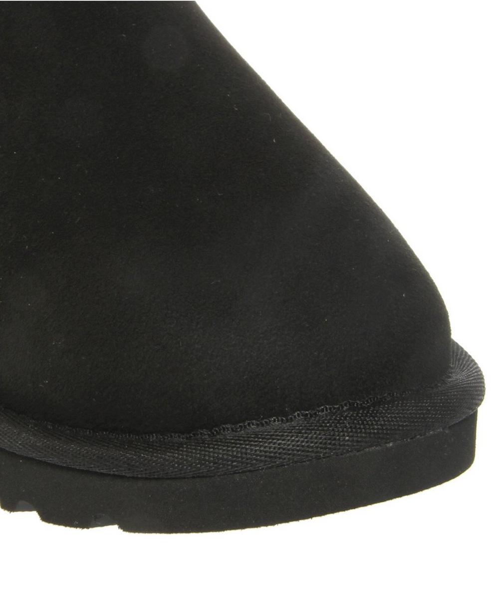Classic Short Sheepskin Boots