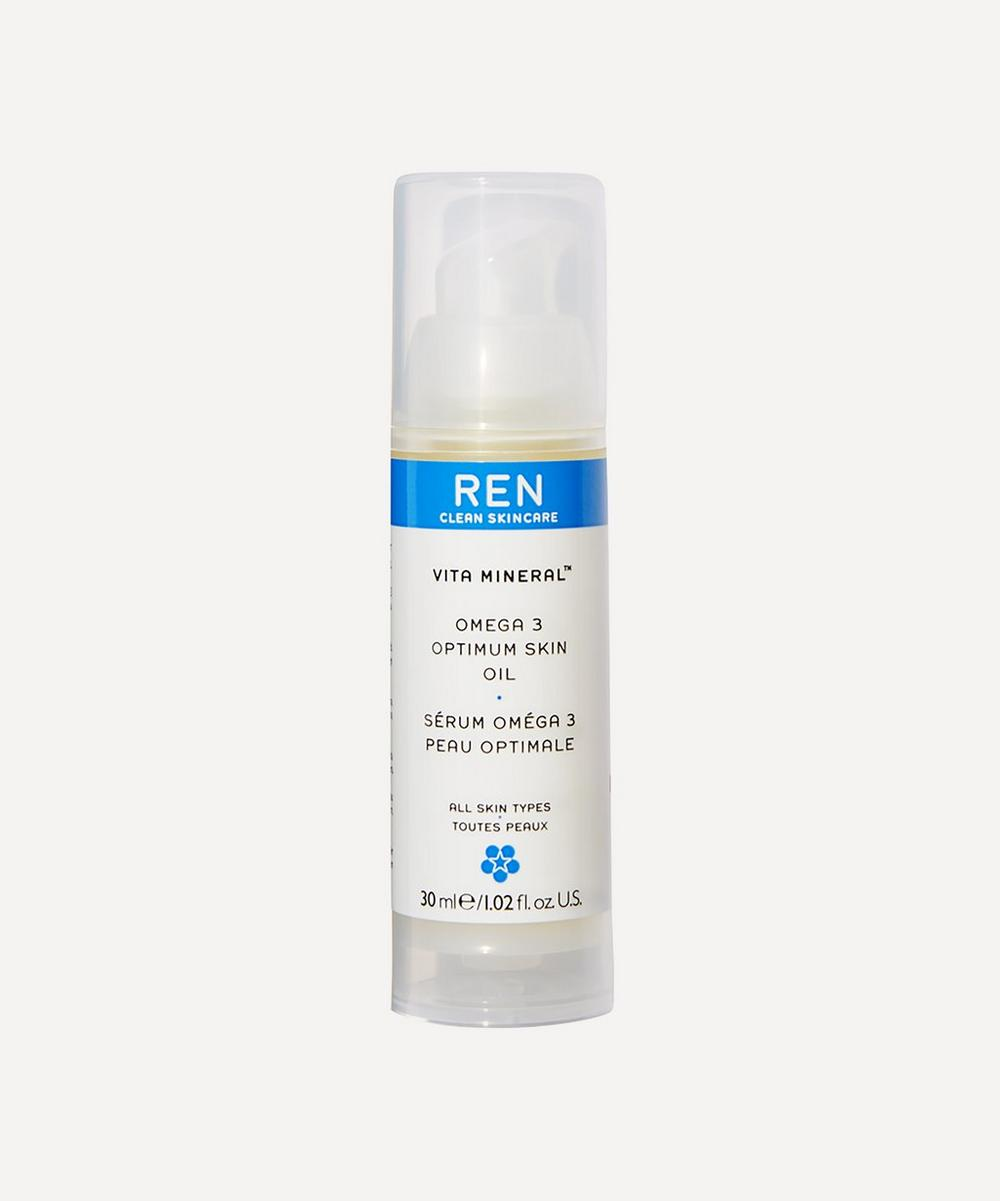REN VITA MINERAL OMEGA 3 OPTIMUM SKIN SERUM OIL 30ML