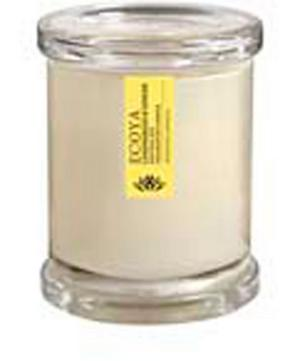 Lemongrass and Ginger Mini Metro Candle 50g