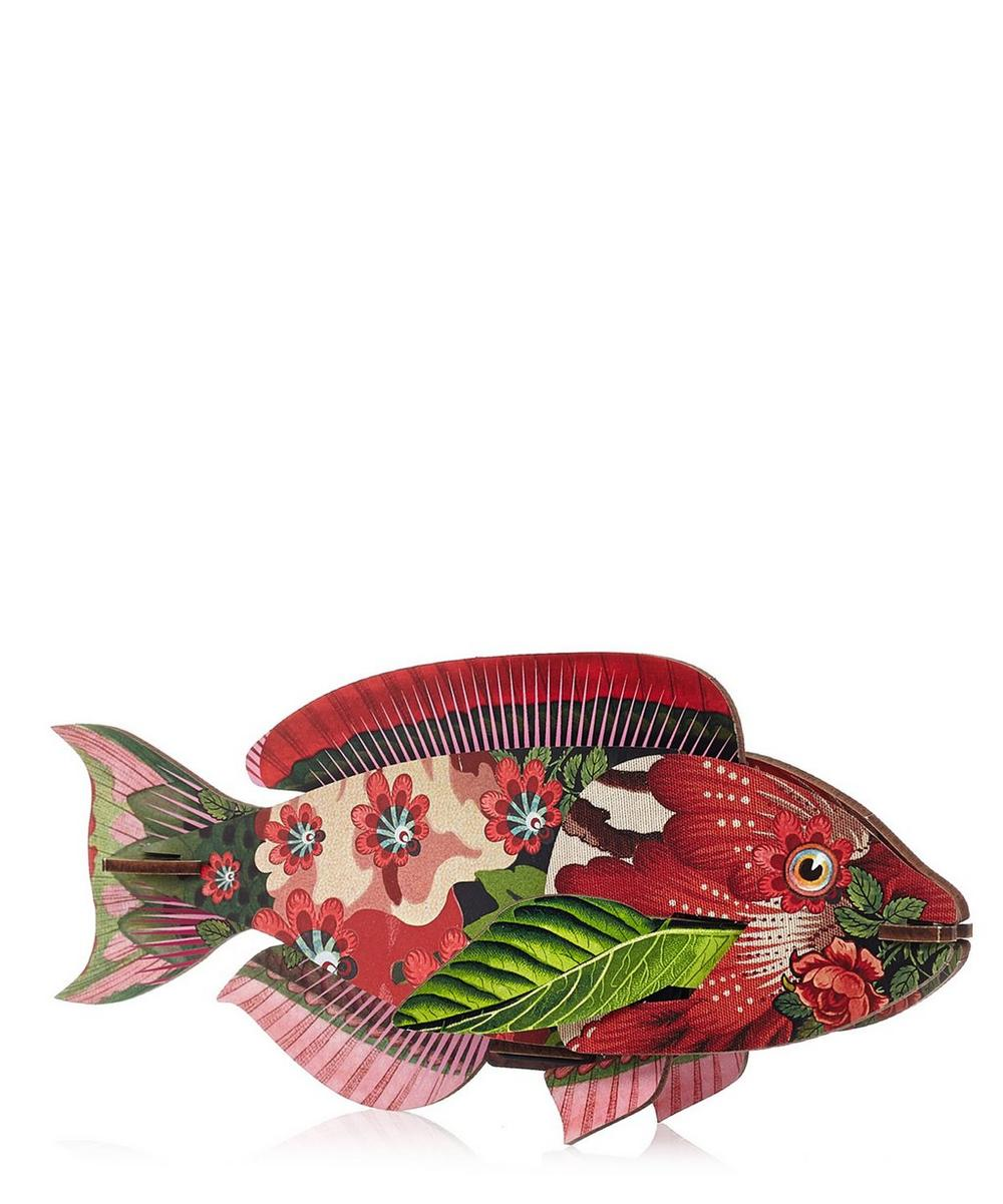 Abracadabra Fish Ornament