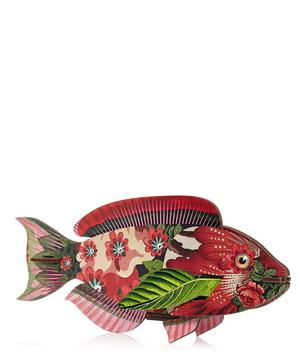 Abracadabra Fish Ornament
