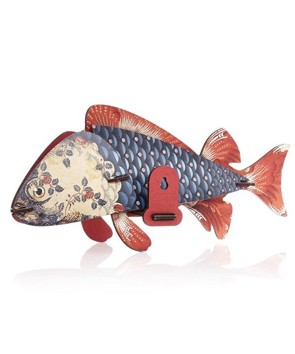 Heartbreaker Fish Ornament
