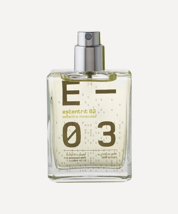 Escentric 03 30ml Travel Size with Case