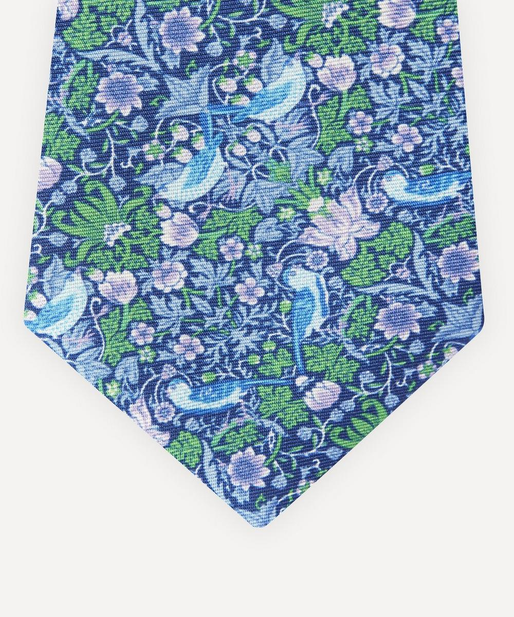 Strawberry Thief Silk Tie