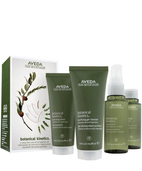 Botanical Kinetics Skin Care Starter Set for Oily Skin
