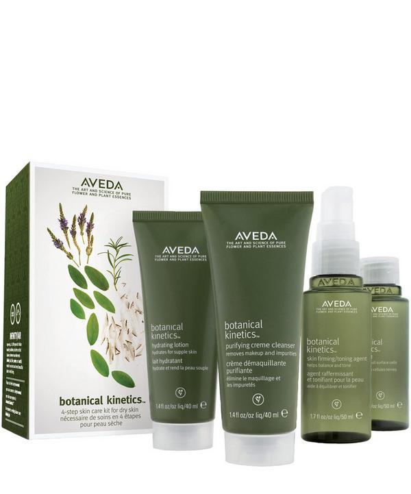 Botanical Kinetics Skin Care Starter Set for Dry Skin