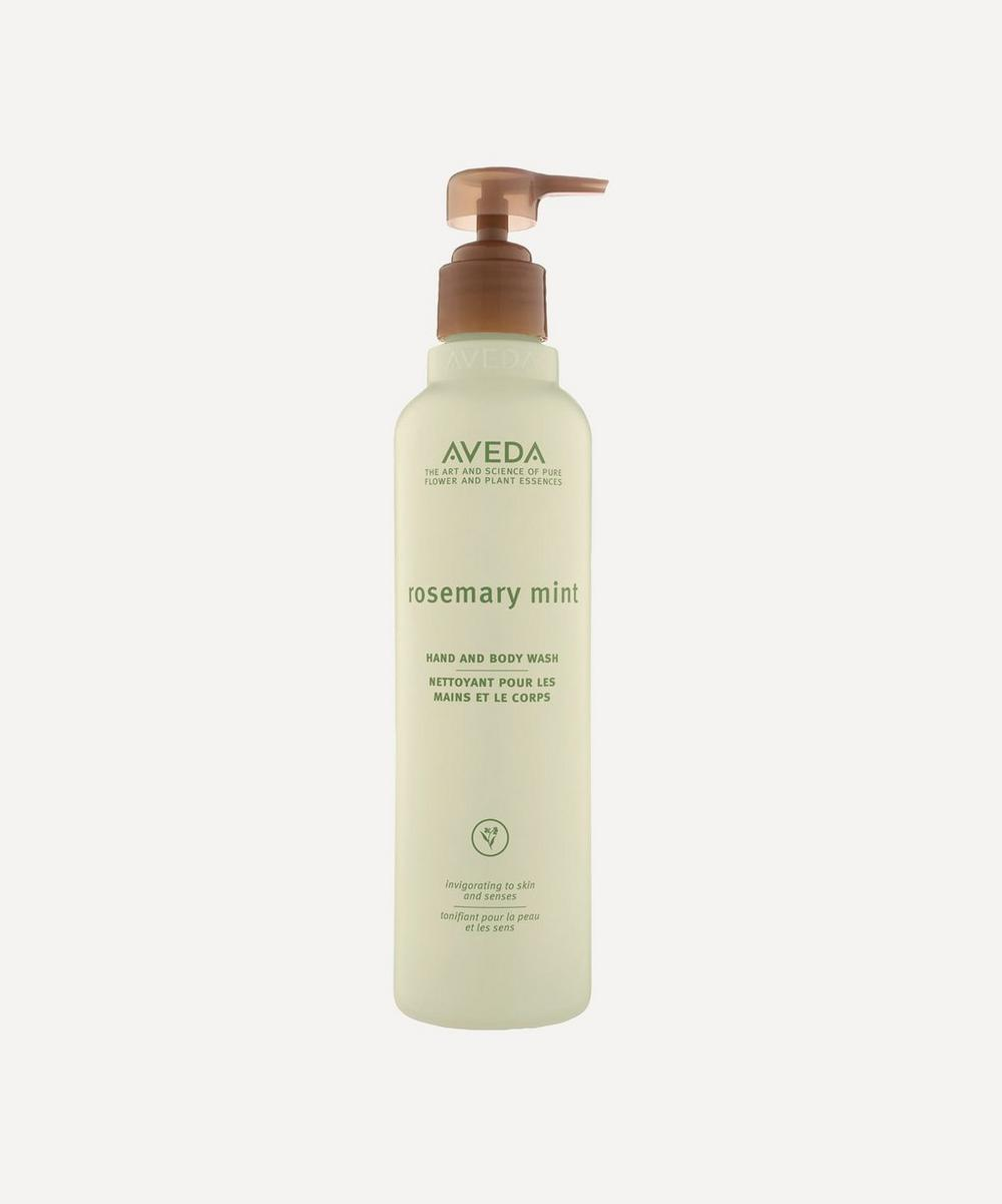 Rosemary Mint Hand and Body Wash 250ml